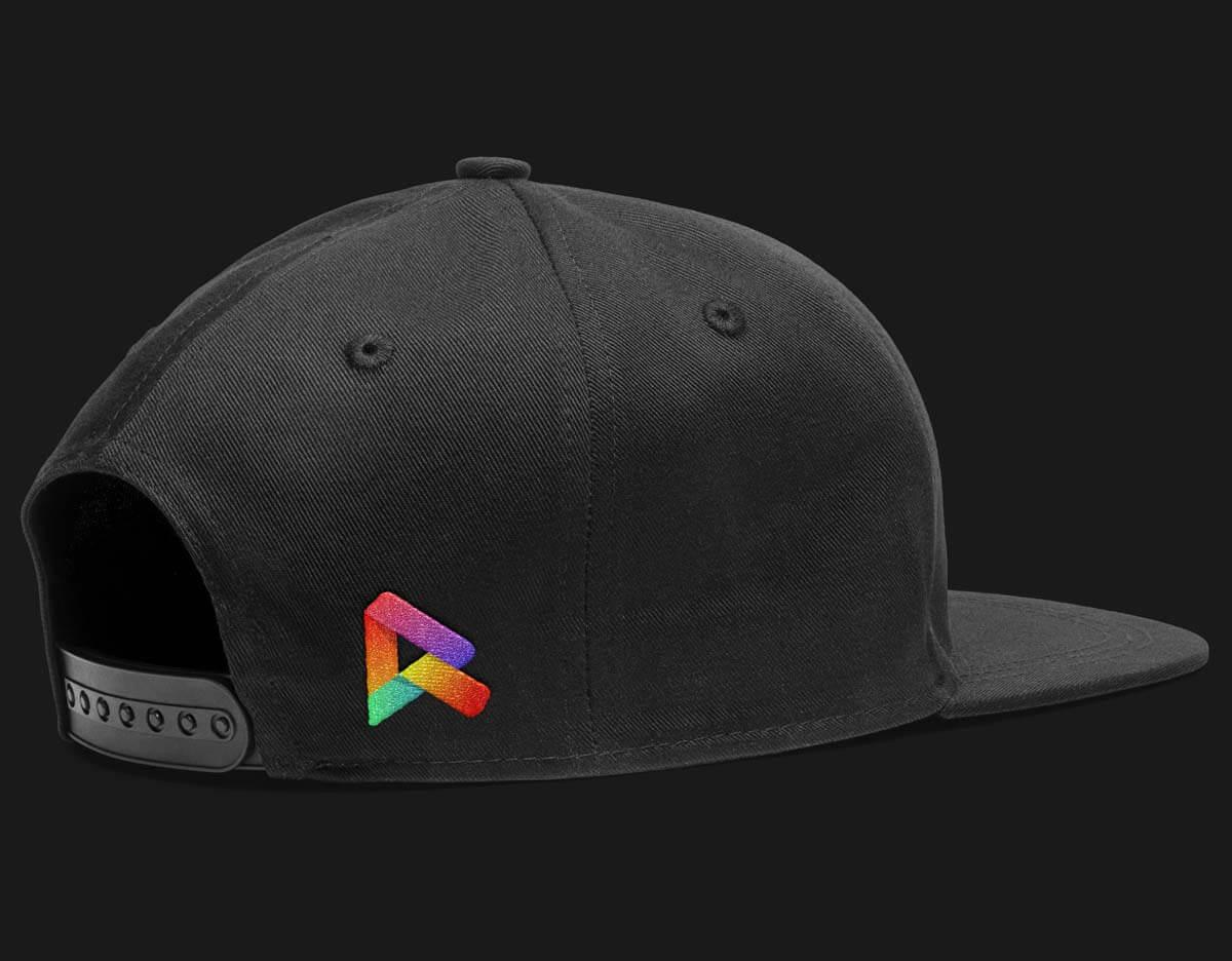 R Logo Side